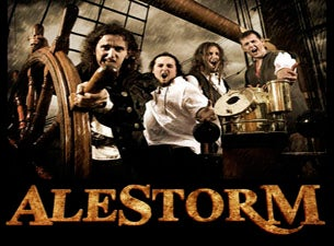 Alestorm, Nekrogoblikon, Aether Realm at Oakland Metro