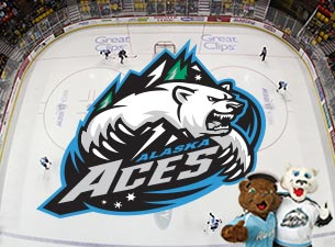 Alaska Aces Alumni Hockey Game