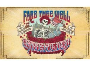 Dead Again - Mi's Best Tribute To the Grateful Dead - Ferndale, MI 48220