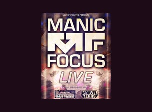 Manic Focus, the Human Element, U N Out and Kid-O At the Aquarium