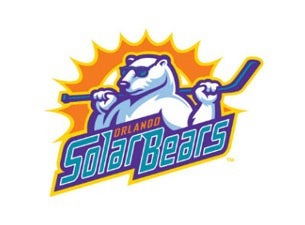 Orlando Solar Bears vs. Jacksonville Icemen at Amway Center