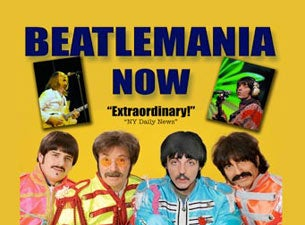 Beatlemania Now at Milton Theatre