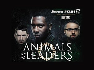 Animals As Leaders: the Madness of Many Tour