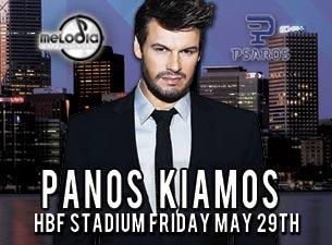 Greek Concerts World & Apollonia Present Kiamos FT. Malu
