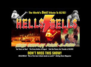 Hells Bells - the Best Ac/DC Tribute On the Planet