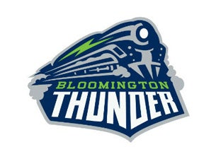 Bloomington Thunder vs. Cedar Rapids Roughriders
