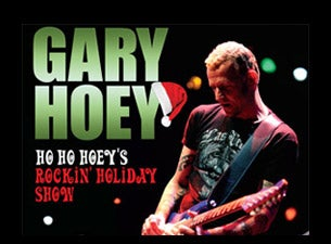 Gary Ho Ho Hoey at The Coach House