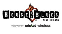 House of Blues New Orleans presented by Cricket Wireless
