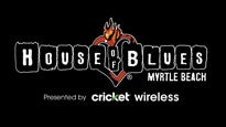 House of Blues Myrtle Beach presented by Cricket Wireless