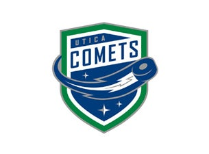 Laval Rocket at Utica Comets