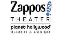 zappos theater at planet hollywood las vegas tickets schedule seating chart directions. Black Bedroom Furniture Sets. Home Design Ideas