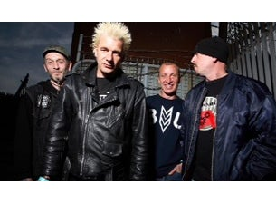 GBH, Angelic Upstarts, Bad Co. Project, Crim