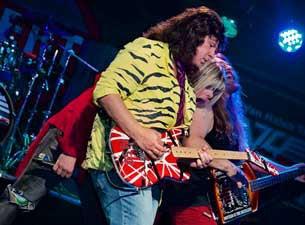 VHT - Van Halen Tribute at House of Blues Houston