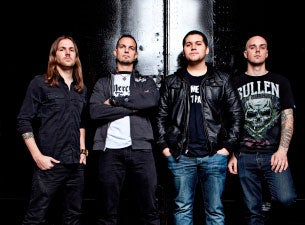 Tremonti- A Dying Machine 2018 Tour