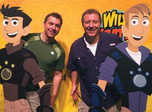 The Wild Kratts Live! at Adler Theatre