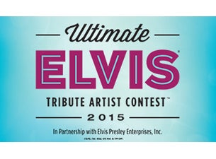 The Ultimate Elvis Tribute Artist Tour