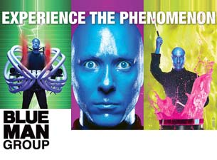 Blue Man Group At the Charles Playhouse