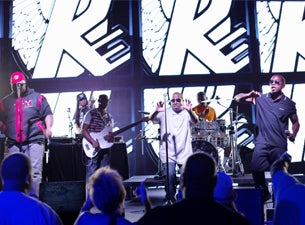 Throwback Throwdown with Rare Essence, Trouble Funk and E.U 18+ Event