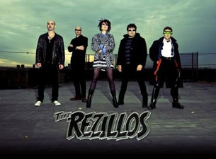 The Rezillos * Postponed * Event Title Pic