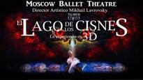 Moscow Ballet Theatre El Lago de los Cisnes 3D