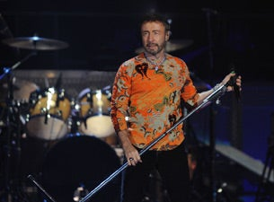 Paul Rodgers - Upgrade Meet & Greet Packages