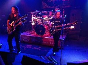 kRUSH with Half Past Seven at The Queen