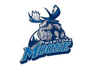 Manitoba Moose vs. Iowa Wild at Ralph Engelstad Arena