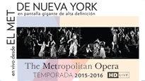 Transmisión de Ópera Turandot