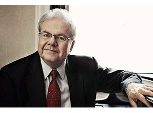 Emanuel Ax at Bergen Performing Arts Center