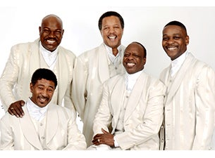 The Spinners at Saban Theatre