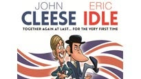 John Cleese & Eric Idle at Balboa Theatre - San Diego, CA 92101