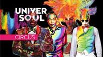 The Aretha Franklin Amphitheatre – Universoul Circus
