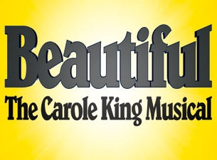 Beautiful: the Carole King Musical (Touring) at ASU Gammage