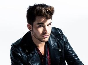 Adam Lambert tickets (Copyright © Ticketmaster)