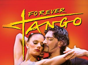Forever Tango at The Plaza Theatre Performing Arts Center