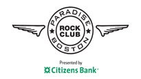 Paradise Rock Club presented by Citizens Bank