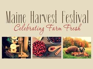Maine Harvest Festival