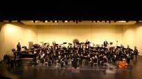 Und Wind Ensemble at Chester Fritz Auditorium