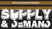 Supply and Demand at Punch Line Comedy Club - Sacramento