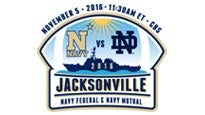 Navy V Notre Dame presented by Navy Federal and Navy Mutual