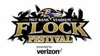 Ravens Flock Festival at M&T Bank Stadium