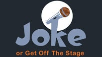 Joke or Get Off The Stage