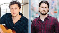 Phillip Phillips & Matt Nathanson at Red Hat Amphitheater