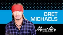 Bret Michaels -  The Party Starts Now/2016 World Tour