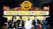 Chino y Nacho & Guaco at The Fillmore Silver Spring