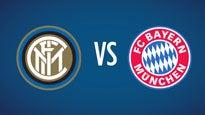 International Champions Cup: Inter v FC Bayern Munich