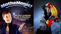 Bradley Fields: Mathemagic!- Smart Stage Matinee Series - Aventura, FL 33180