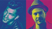 Andy Grammer & Gavin DeGraw at The Fillmore Charlotte