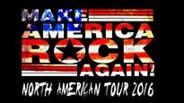 Make America Rock Again at Pompano Beach Amphitheater
