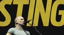 Sting Live at Neal S Blaisdell Arena - Honolulu, HI 96814